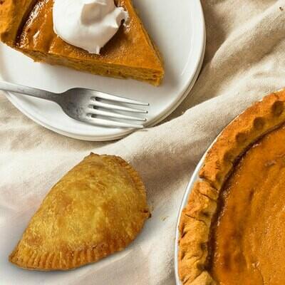 Pumpkin Fried Pie