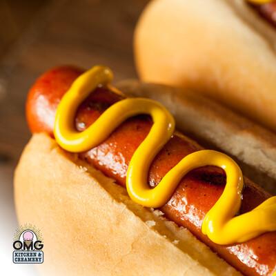 Brisket Hot Dog