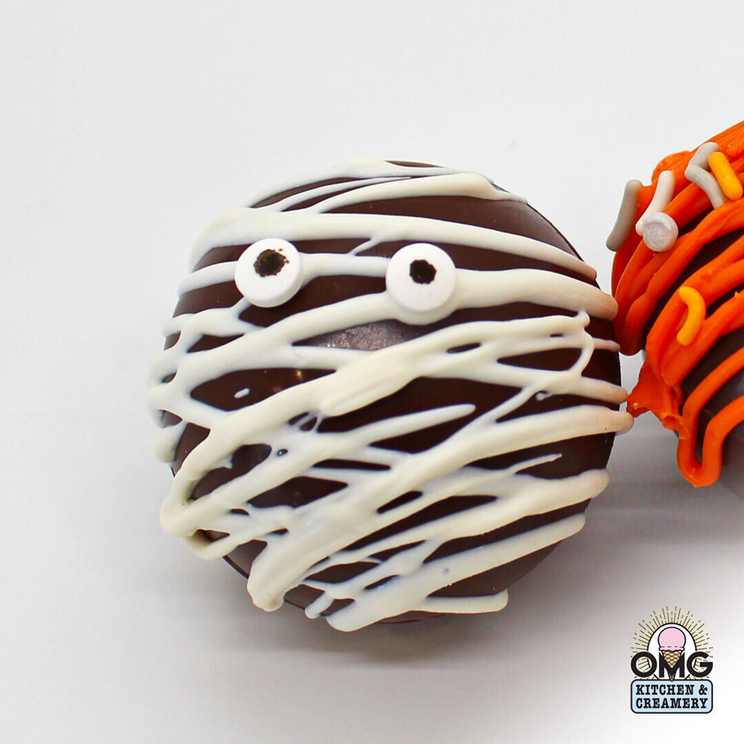 Halloween Hot Chocolate Bomb (1 Single)