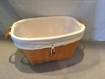 155 Longaberger Laundry Basket