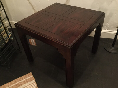 157 Henredon Side Table