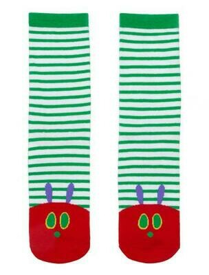 Hungry Caterpillar Socks Small