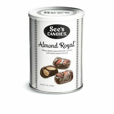 See's Almond Royal®
