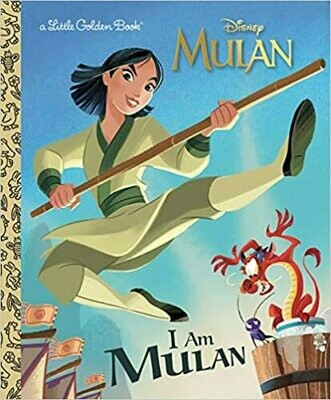 I Am Mulan by Courtney Carbone (Hardcover)