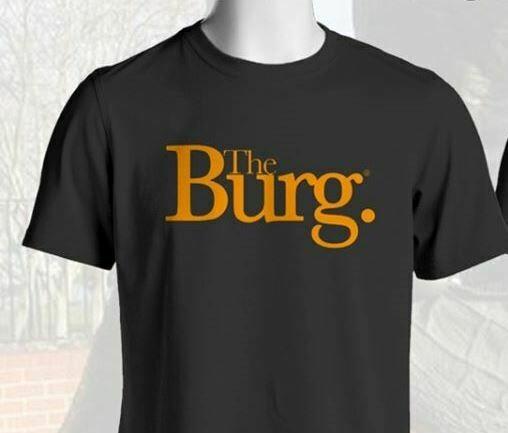 Burg T-Shirt Short Sleeve