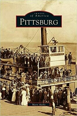 Pittsburg by Marti Aiello (Hardcover)