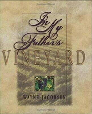 In My Father's Vineyard (Hardcover)