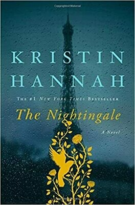 The Nightingale by Kristin Hannah (Hardcover)