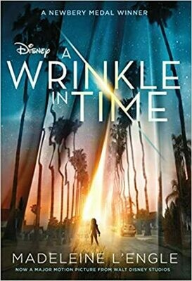 A Wrinkle in Time Movie Tie-In Edition by Madeleine L'Engle (Paperback)