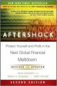 Aftershock by David Wiedemer (Hardcover)