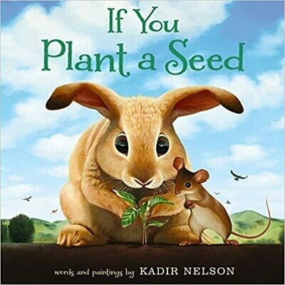 If You Plant a Seed by Kadir Nelson (Hardcover)