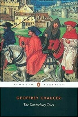 The Canterbury Tales by Geoffrey Chaucer (Paperback)
