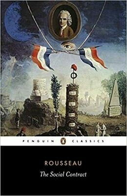 The Social Contract (Penguin Books for Philosophy) by Jean-Jaques Rousseau, translated by Maurice Cranston (Paperback)
