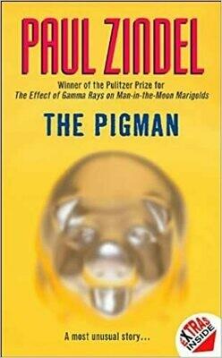 The Pigman by Paul Zindel (Paperback)