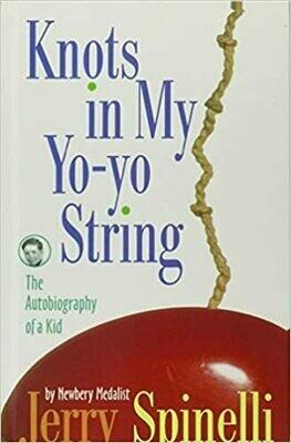 Knots in My Yo-Yo String by Jerry Spinelli (Paperback)