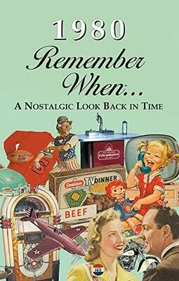 1980 Remember When KardLet