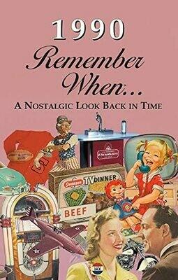 1990 Remember When KardLet