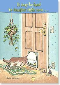 Dog Feel Better Soon Card