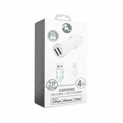 FIFO USB Car Charger
