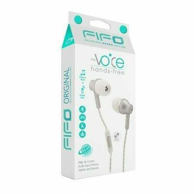 FIFO The Voice Hands Free Earphones