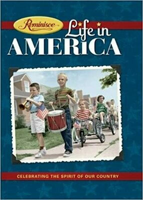 Reminisce: Life in America -- Celebrating the Spirit of Our Country by Mark Hagen (Hardcover) USED