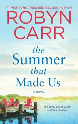 The Summer That Made Us by Robyn Carr (Mass Market Paperback) USED