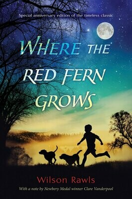 Where the Red Fern Grows by Wilson Rawls (Paperback)