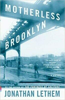 Motherless Brooklyn by Jonathan Lethem (Paperback)