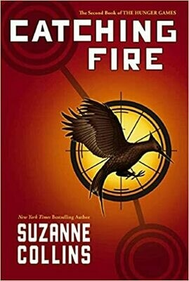 Catching Fire (The Hunger Games) by Suzanne Collins (Hardcover)