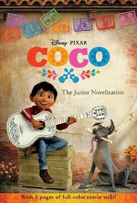 Coco: The Junior Novelization (Disney/Pixar Coco) by Angela Cervantes (Paperback)