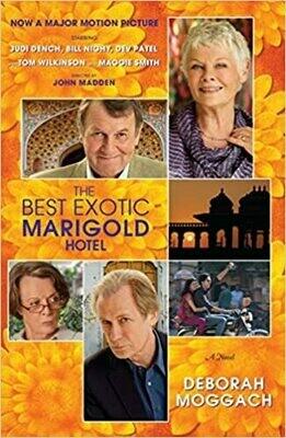 The Best Exotic Marigold Hotel by Deborah Moggach (Paperback)