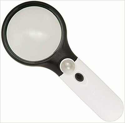 Led Hand-Held Magnifier