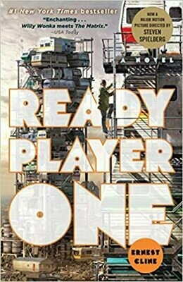Ready Player One by Ernest Cline (Paperback)
