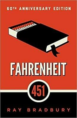 Fahrenheit 451 by Ray Bradbury (Paperback)