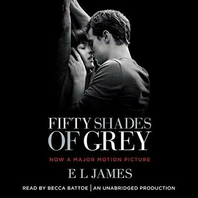 Fifty Shades of Grey by E. L. James (Paperback)