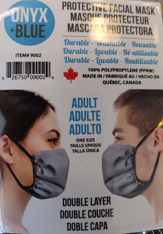 Protective Mask: Ppnw Material - 100% Polypropylene Non-Woven