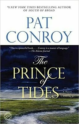 The Prince of Tides by Pat Conroy (Paperback) USED