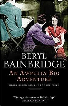 An Awfully Big Adventure by Beryl Bainbridge (Paperback) USED