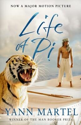 Life of Pi by Yann Martel (Paperback)