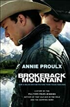 Brokeback Mountain by Annie Proulx (Paperback) USED