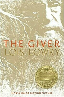 The Giver by Lois Lowry (Paperback)