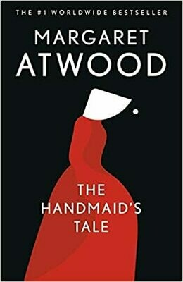 The Handmaid's Tale by Margaret Atwood (Papeback)