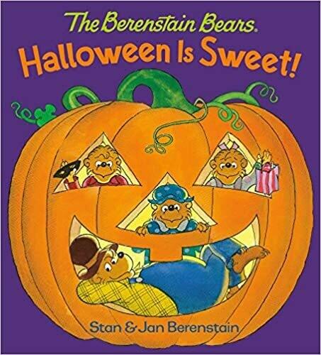 Halloween is Sweet (The Berenstain Bears) by Stan Berenstain (Board Book)