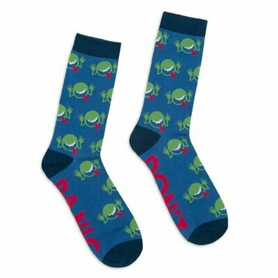 Hitchhikers GD Socks Large