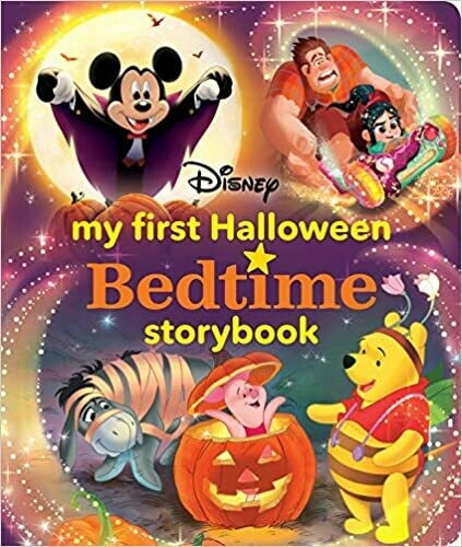 My First Halloween Bedtime Storybook (My First Bedtime Storybook) Hardcover