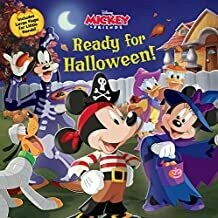 Ready for Halloween! Board Book