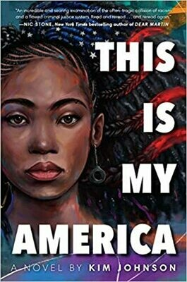 This Is My America by Kim Johnson (Hardcover)