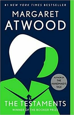 The Testaments by Margaret Atwood (Hardcover)
