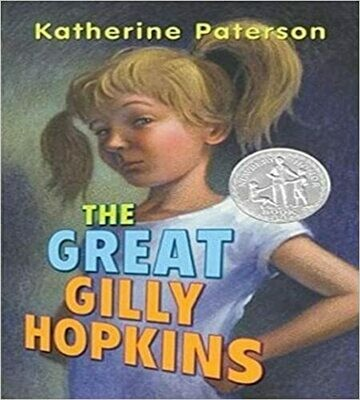 The Great Gilly Hopkins by Katherine Paterson (Paperback)