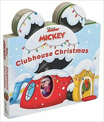 Disney Mickey Clubhouse Christmas Board Book